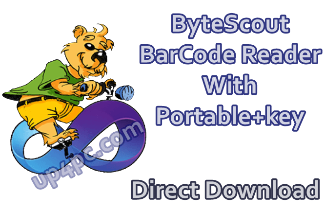 ByteScout BarCode Reader 10.5.4.1929 With Portable+key