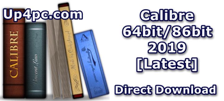 Calibre 4.2.0 (64bit/86bit) 2019 [Latest]