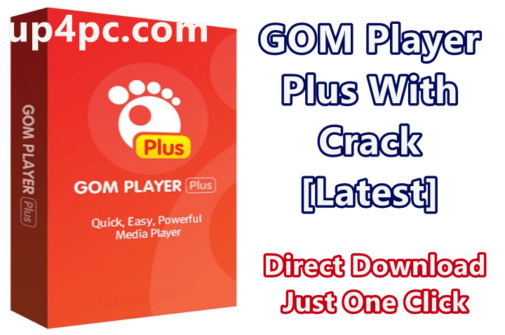 GOM Player Plus 2.3.46.5308 With Crack (x64) [Latest]