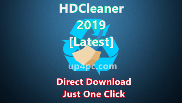 HDCleaner 1.276 2019 [Latest]