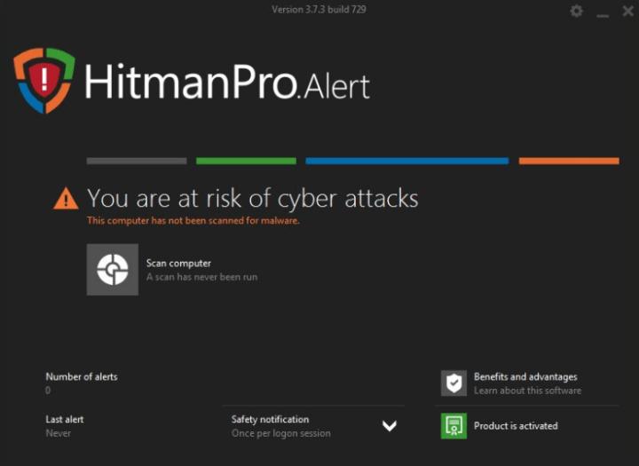 HitmanPro Alert 3.7.12 Build 793 With Crack [Latest]