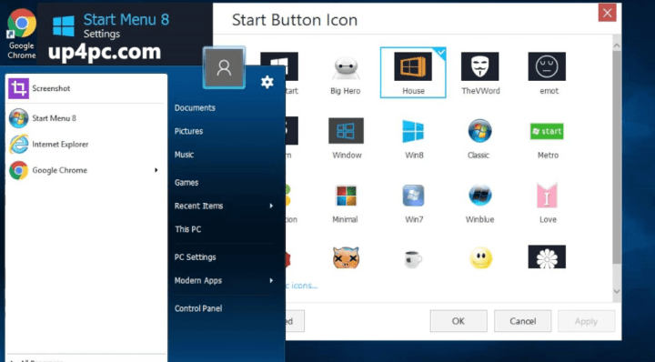 IObit Start Menu Pro License key