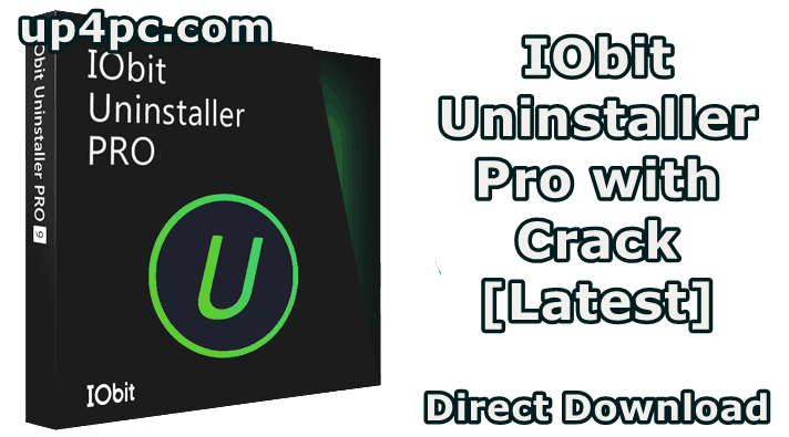 IObit Uninstaller Pro 9.1.0.11 with Crack [Loader]