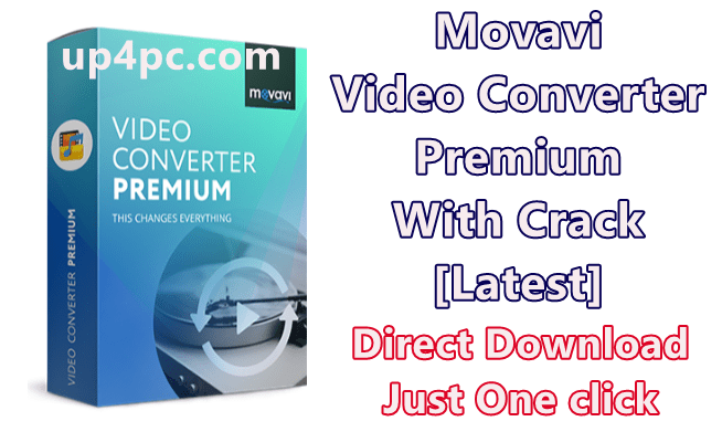 Movavi Video Converter 20.0.0 Premium With Crack [Latest]