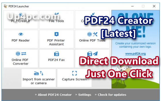 PDF24 Creator 9.0.1 [Latest]