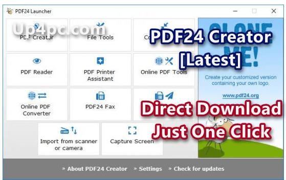 Pdf24 Creator 9.0.1 [Latest]