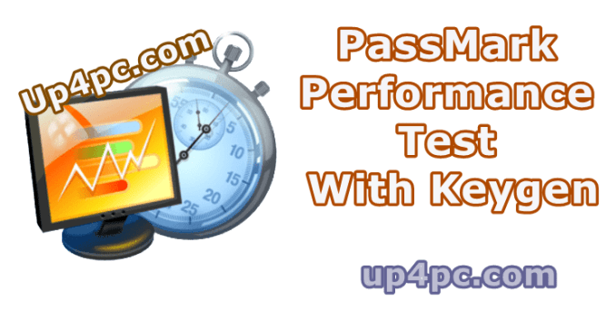 PassMark PerformanceTest 9 with Key
