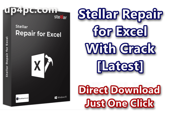 Stellar Repair for Excel 6.0.0.0 With Crack [Latest]