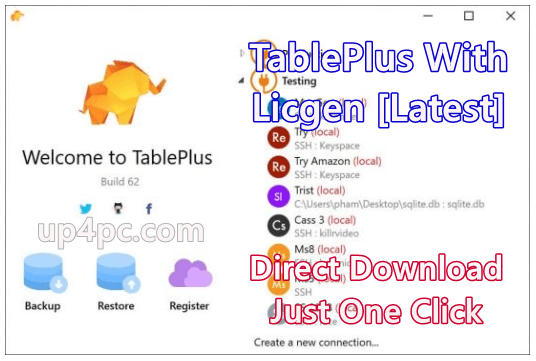 Tableplus 1.0 Build 94 With Licgen [Latest]