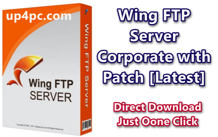 Wing Ftp Server Corporate 6.1.8 With Patch [Latest]