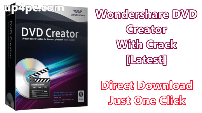 Wondershare DVD Creator 6.2.8.155 With Crack [Latest]