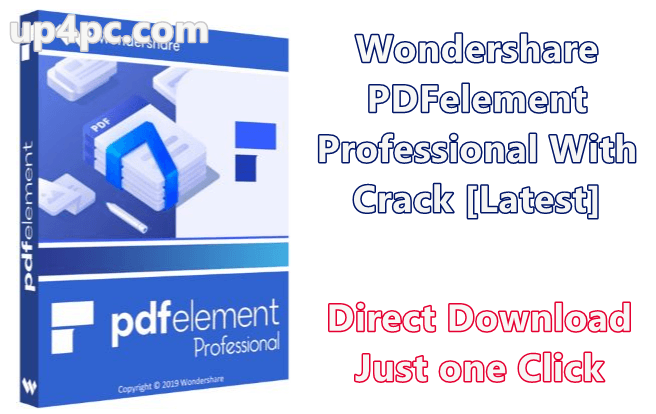 Wondershare PDFelement Professional 7.1.6.4531 With Crack [Latest]