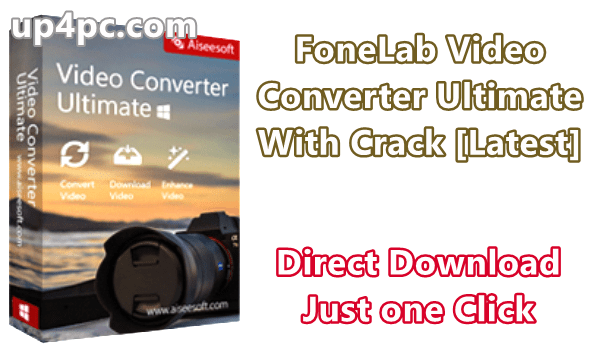 FoneLab Video Converter Ultimate 8.2.32 With Crack [Latest]
