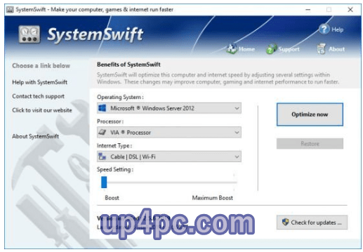 PGWARE SystemSwift 2.10.7.2019 with Keygen
