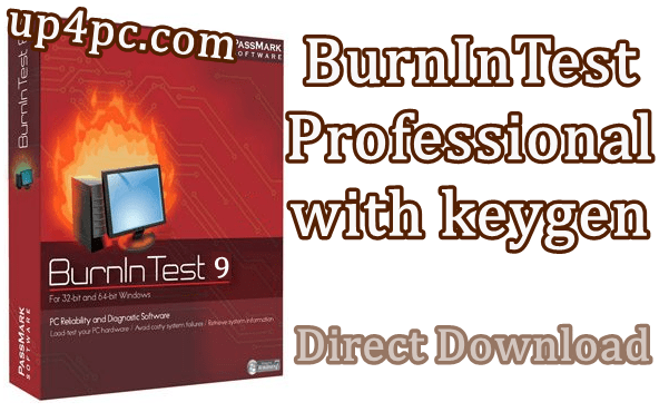 BurnInTest Professional 9.0 Build 1017 with keygen