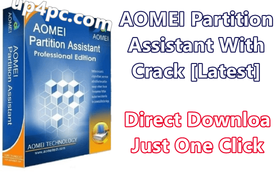 AOMEI Partition Assistant 8.5 With Crack [Latest]