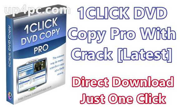 1CLICK DVD Copy Pro 5.1.2.8 With Crack [Latest]
