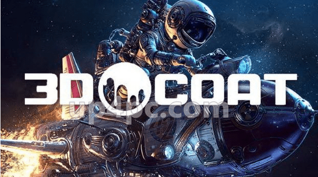 3D-Coat 4.9.08 With Crack [Latest]