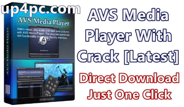 AVS Media Player 5.1.3.136 With Crack [Latest]