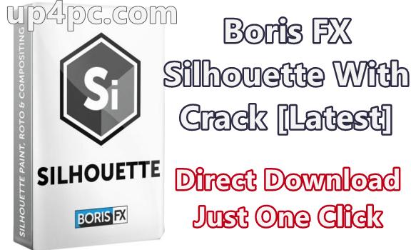 Boris Fx Silhouette 2020.0.1 With Crack [Latest]