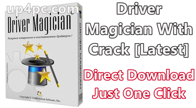 Driver Magician 5.3 With Crack [Latest]