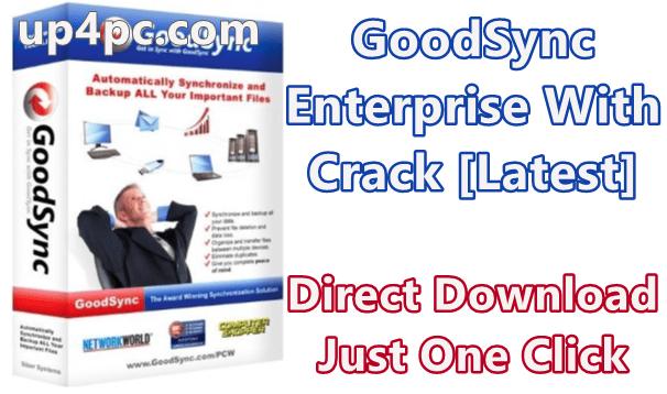 GoodSync Enterprise 10.10.12.2 Crack [Latest]