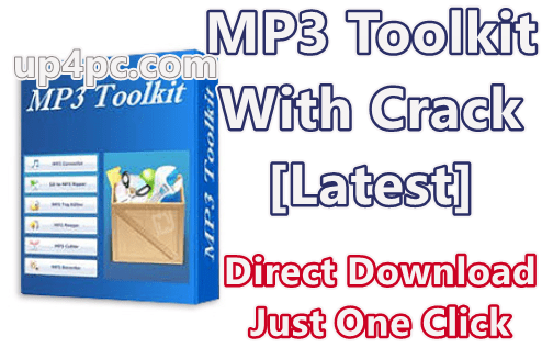 MP3 Toolkit 1.6.2 With Crack [Latest]