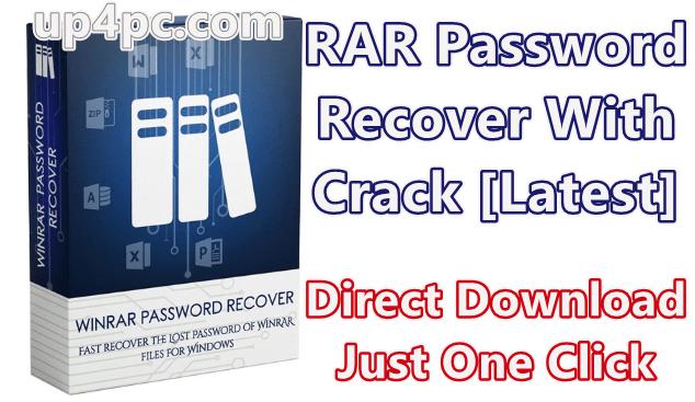 Rar Password Recover 1.1.0.0 With Crack [Latest]