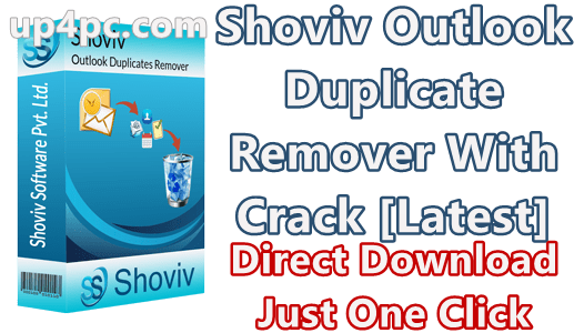 Shoviv Outlook Duplicate Remover 18.09 With Crack [Latest]