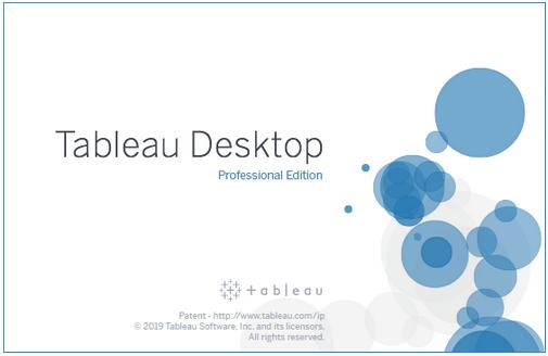 Tableau Desktop Professional Edition 2019.4.0
