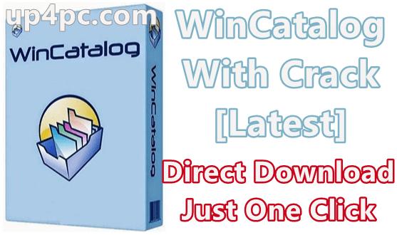 WinCatalog 2019 19.2.0.1114 With Crack [Latest]