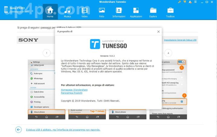 Wondershare TunesGo Serial Key