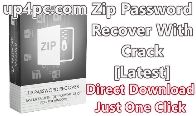 Zip Password Recover 1.0.0.0 With Crack [Latest]