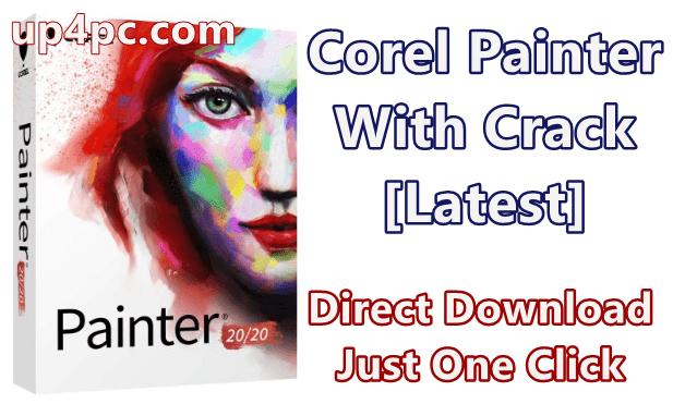 Corel Painter 2020 v20.1.0.285 With Crack [Latest]