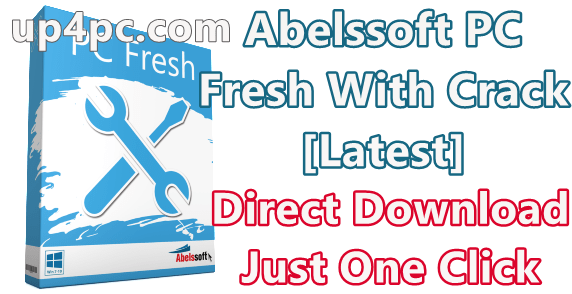 Abelssoft PC Fresh 20 v6.0 Build 12 With Crack [Latest]