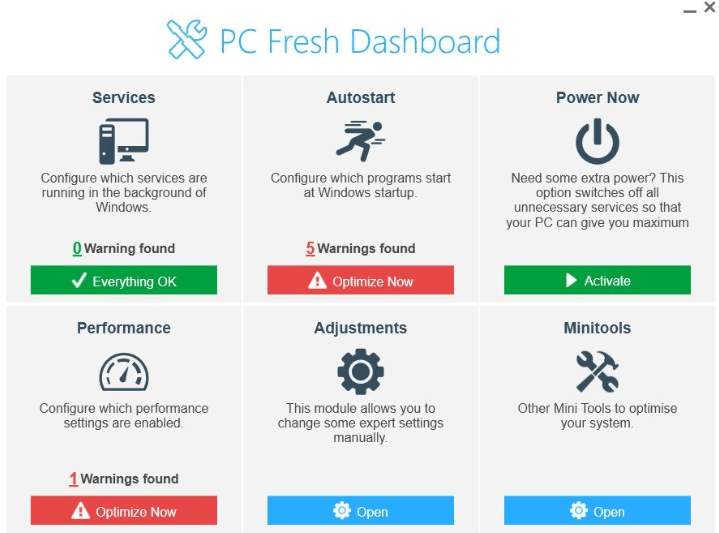 Abelssoft PC Fresh 20 v6.0 Build 12