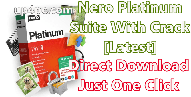 Nero Platinum Suite 2020 V22.0.01700 With Crack [Latest]