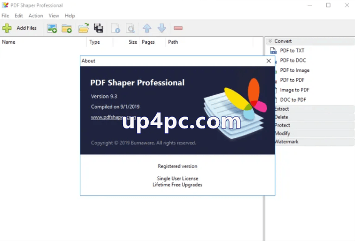 PDF Shaper Professional / Premium 9.6 crack