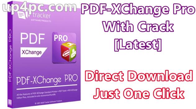 PDF-XChange Pro 8.0.335.0 With Crack [Latest]