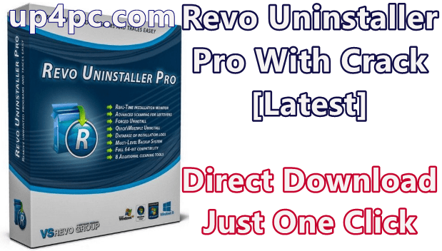Revo Uninstaller Pro 4.3.1 With Crack [Latest] 1