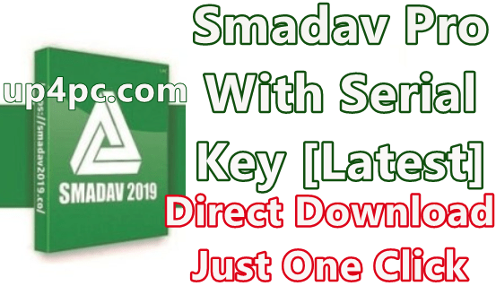 Smadav Pro 2019 13.3 With Serial Key [Latest]
