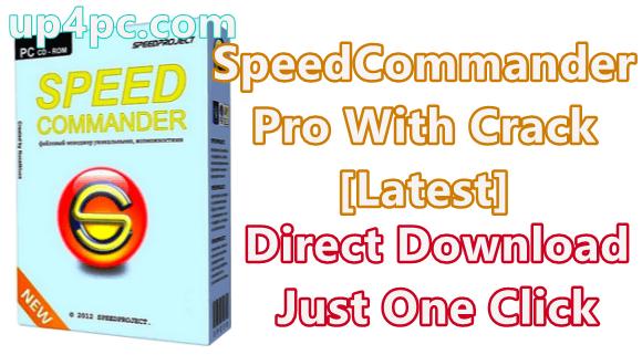 SpeedCommander Pro 17.53.9600 With Crack [Latest]