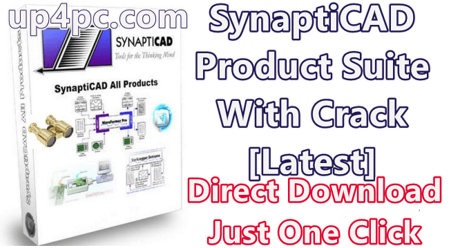 Synapticad Product Suite 20.44 With Crack [Latest]