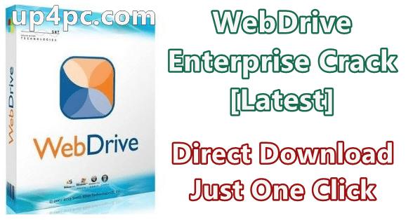 WebDrive Enterprise Crack Download [Latest]
