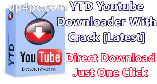 Ytd Youtube Downloader Crack Free Download