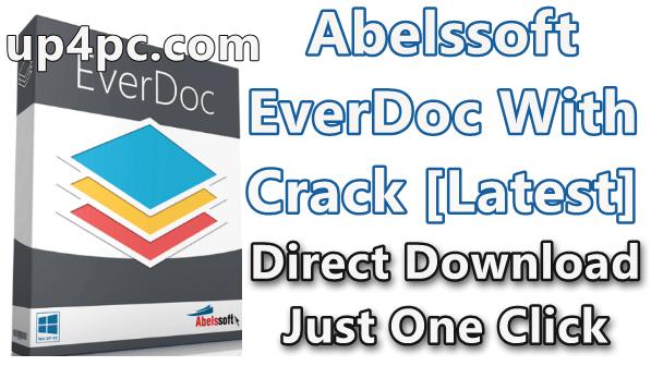 Abelssoft EverDoc 2020 v4.02 With Crack [Latest]