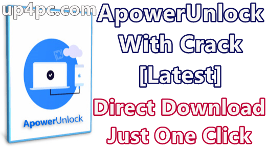 ApowerUnlock 1.0.2.5 With Crack [Latest]