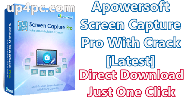 Apowersoft Screen Capture Pro 1.4.8.3 With Crack [Latest]