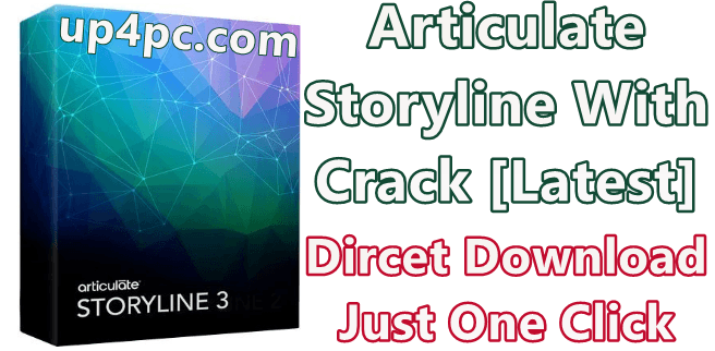 Articulate Storyline 3.9.21069.0 With Crack [Latest]