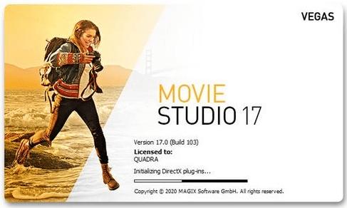MAGIX VEGAS Movie Studio 17.0.0.103 With Crack [Latest]